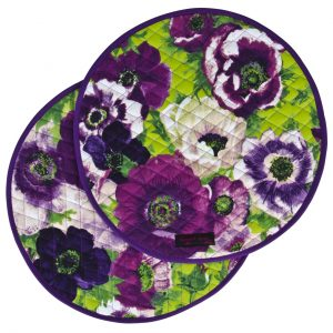 May Range Cooker Mats Purple