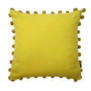 Bobby Lime Green Cushion