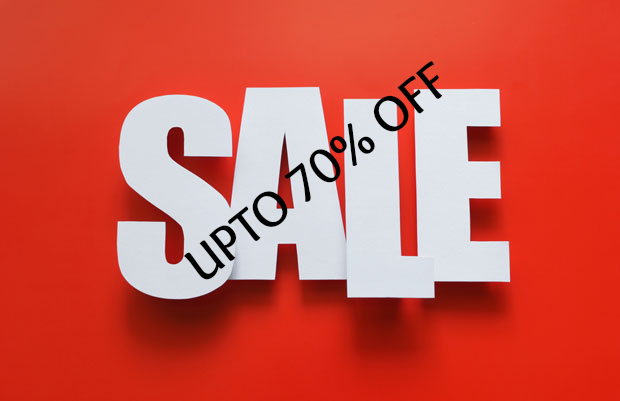 January Sales upto 70% off