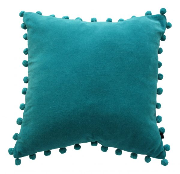 teal-blue-velvet-cushion