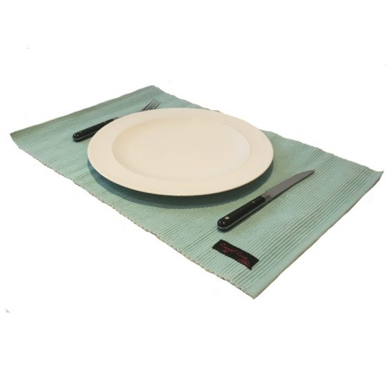 duck egg placemat