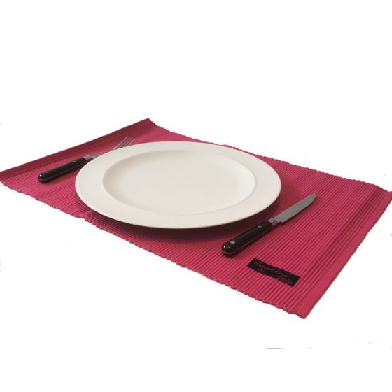 Pink Placemats