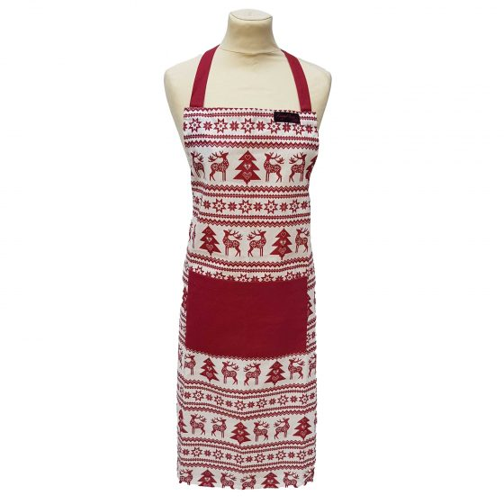 red-reindeer-christmas-apron