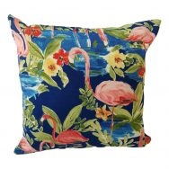 Navy Showerproof Outdoor garden cushions