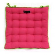 PLAIN PINK SEAT PAD